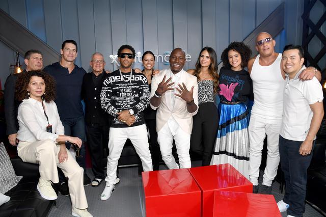 画像: Universal Pictures Presents The Road To F9 Concert And Trailer Drop(2020)