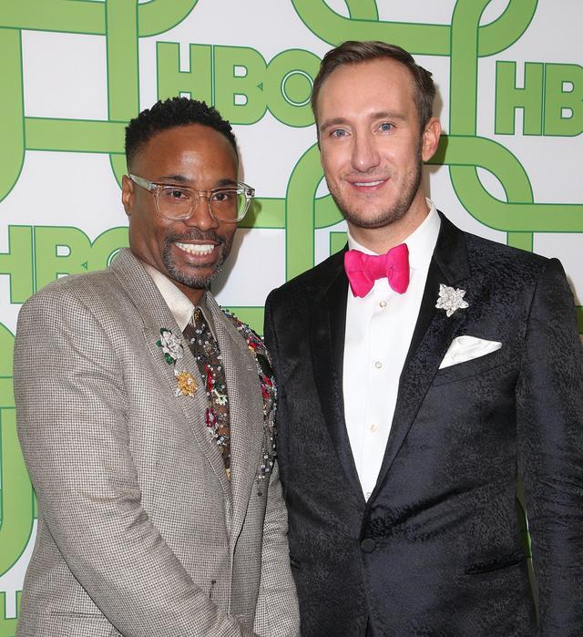 画像: ビリーは2009年に出会ったアイウェア・ブランド経営者のアダム・スミスと2017年に結婚。エッセイでは「家族を持とうとしている」ことも明かしている。