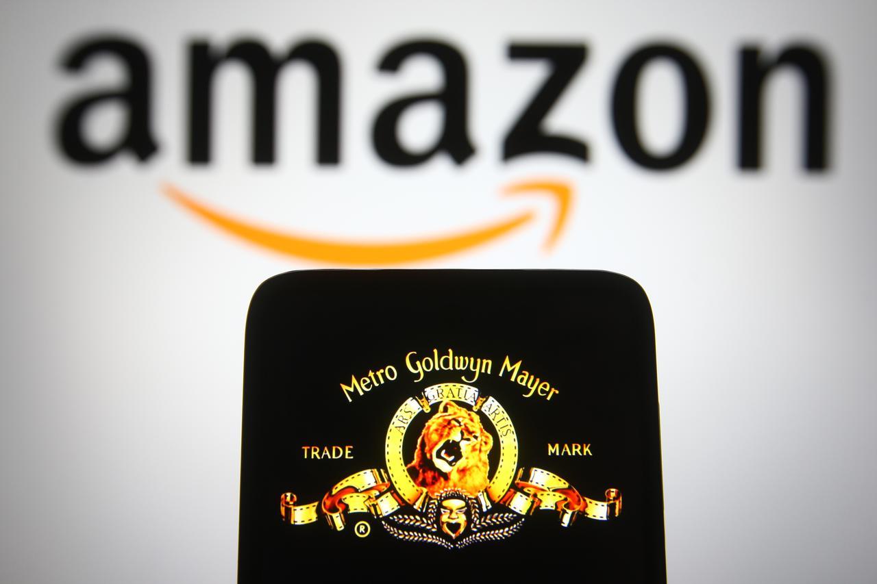 画像: アマゾン、約1兆円でMGMを買収と報道