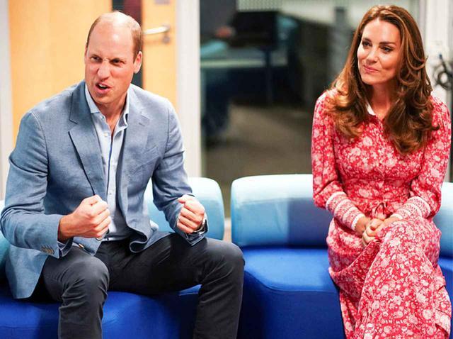 """画像: ウィリアム王子、キャサリン妃に「色目を使った」男性に""""圧をかける"""" - フロントロウ -海外セレブ情報を発信"""