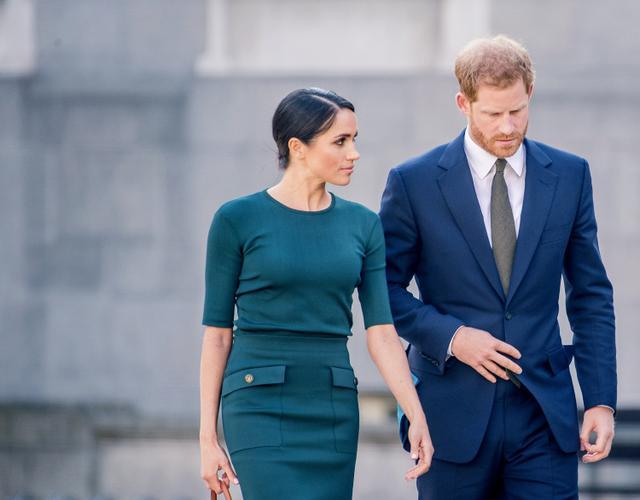 画像: ヘンリー王子にとっては「セラピー」の一環