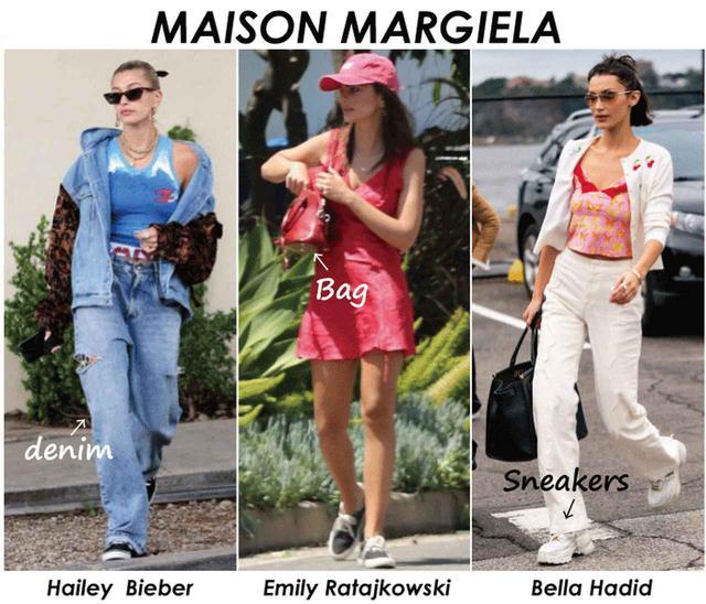画像1: 旬なモデルたちを虜にする、メゾン マルジェラ