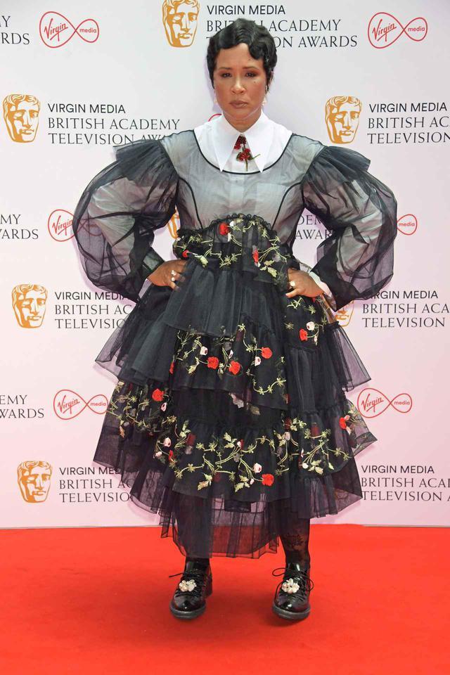 画像3: BAFTA TVアワードにセレブのレカペスタイルをお届け