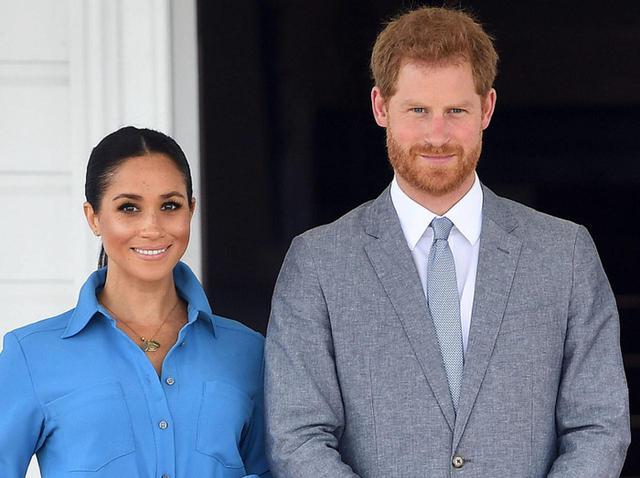 画像: ヘンリー王子&メーガン妃に第2子誕生 エリザベス女王とダイアナ妃にちなんだ名前に - フロントロウ -海外セレブ情報を発信