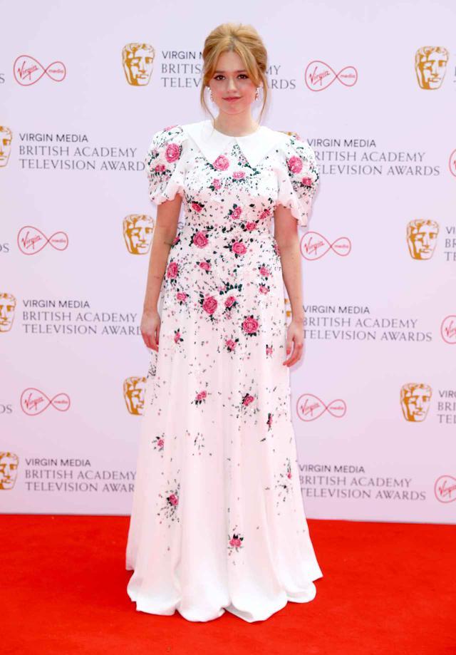 画像6: BAFTA TVアワードにセレブのレカペスタイルをお届け