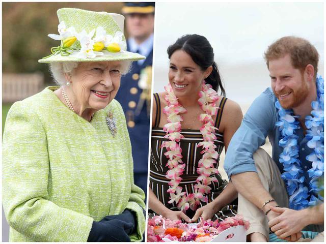 画像: ヘンリー王子&メーガン妃が一部報道に反論