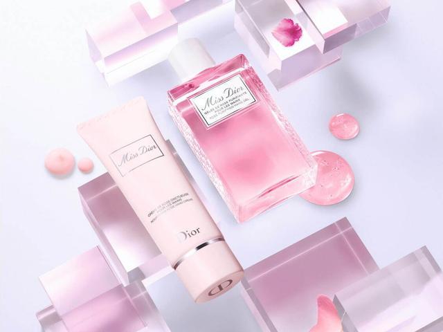 画像: 「ミス ディオール」の香りが楽しめる限定ハンドジェル