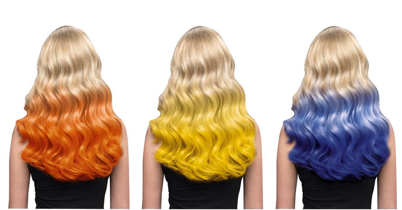 画像: 今年の夏のヘアカラーはネオンカラーが注目!
