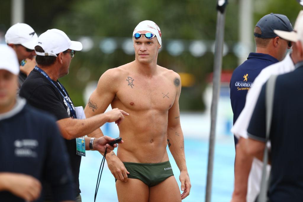 画像2: コーディー・シンプソンが水泳五輪予選で敗退