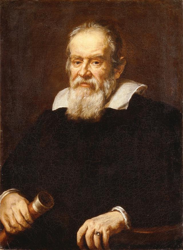 画像: ガリレオ・ガリレイ(1564年~1642年)