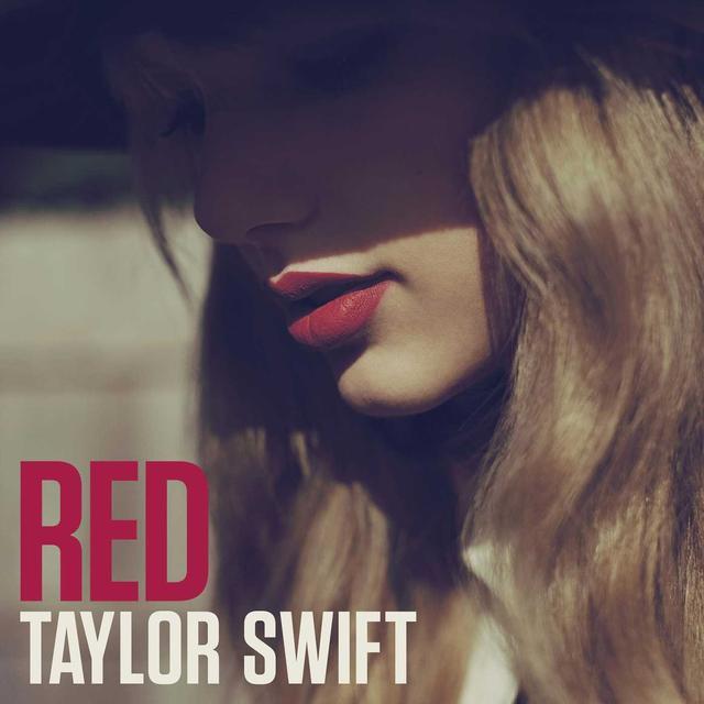 画像: テイラー・スウィフト、再録アルバム第2弾は『レッド(Red)』