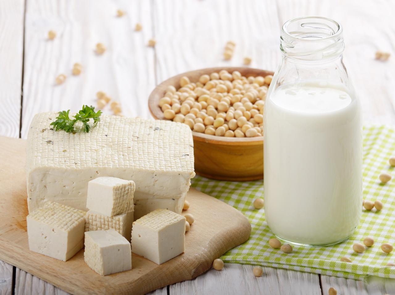 画像: 豆乳や豆腐ベース