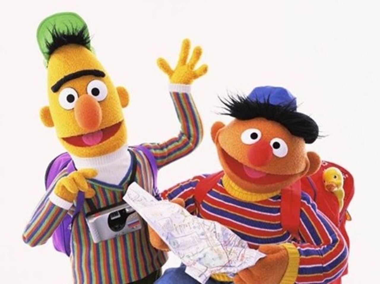 画像: 『セサミストリート』バートとアーニーはゲイ、作家が証言して公式が異例の声明発表 - フロントロウ -海外セレブ情報を発信