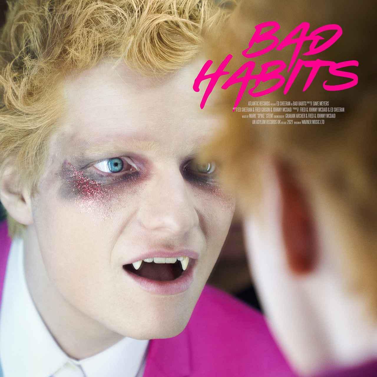 画像: エド・シーランが新曲「Bad Habits(バッド・ハビッツ)」をリリース