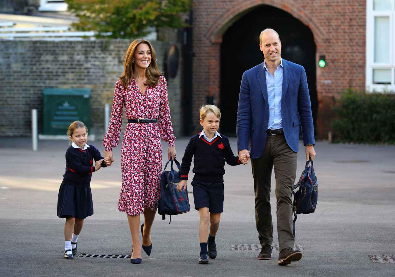 画像: ジョージ王子は自分の将来について知っている?