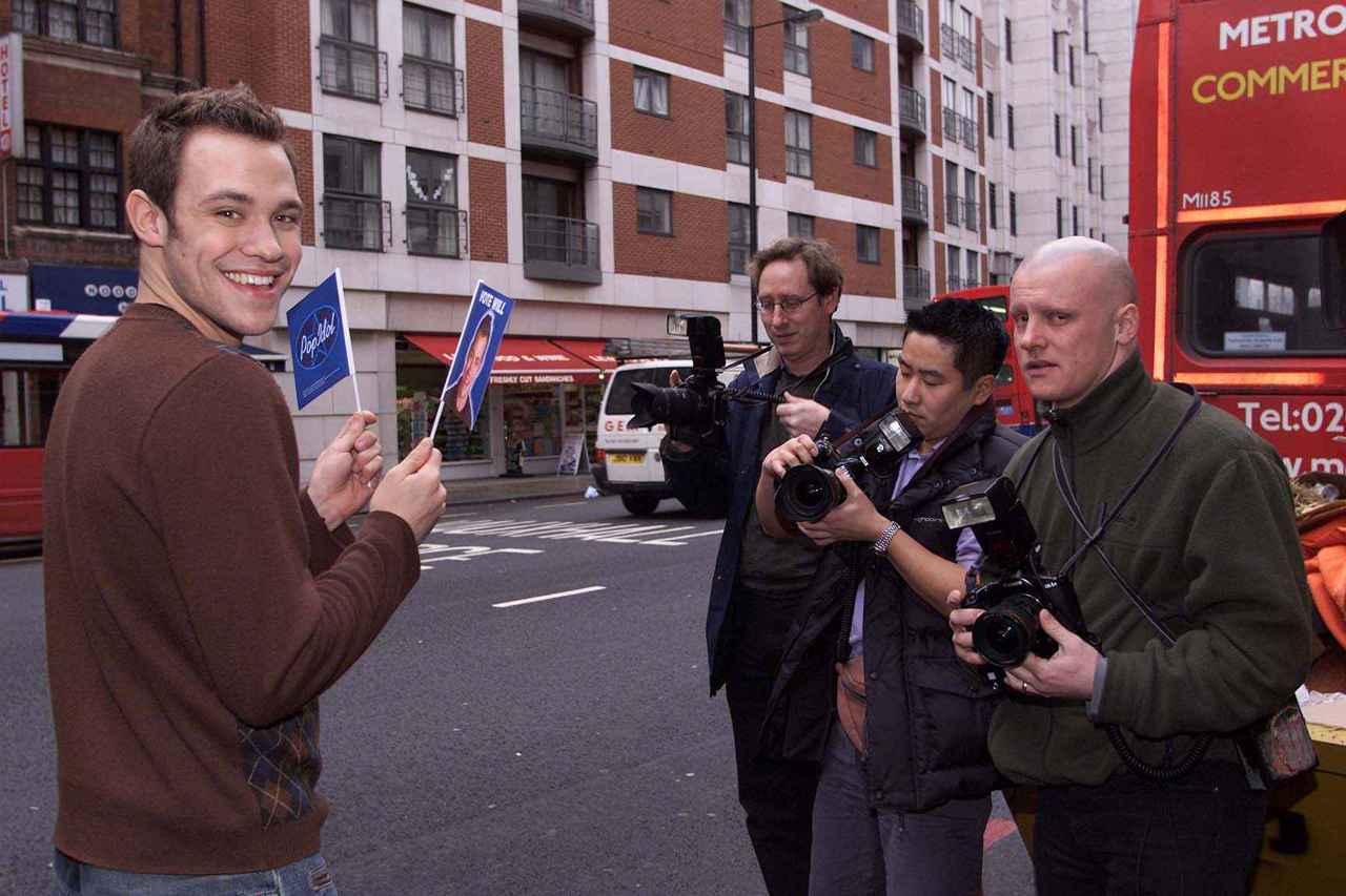 画像: ウィル・ヤングがプライド月間にプライドの重要性を語る