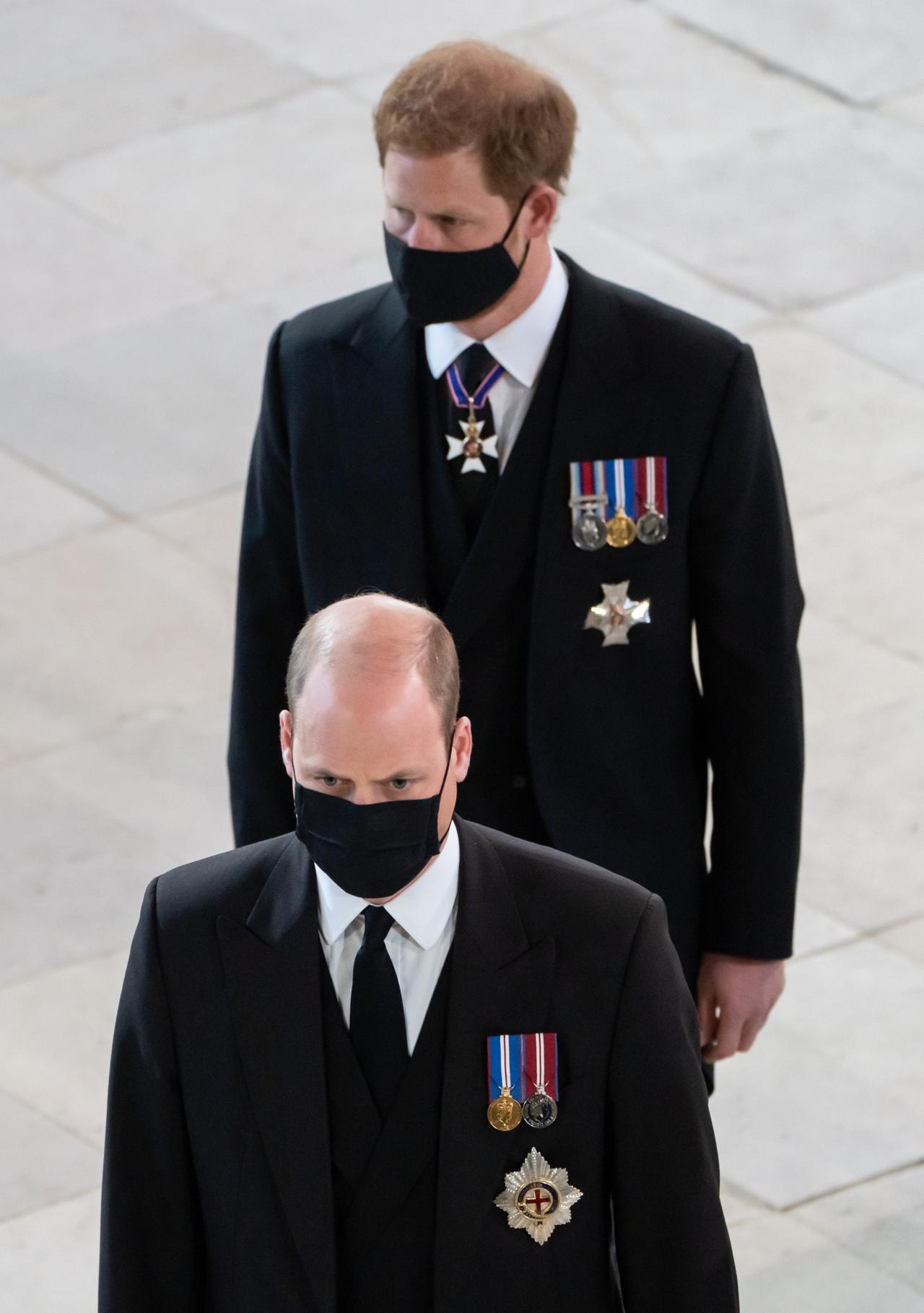 画像: ウィリアム王子とヘンリー王子が仲直りする日はほど遠い!?