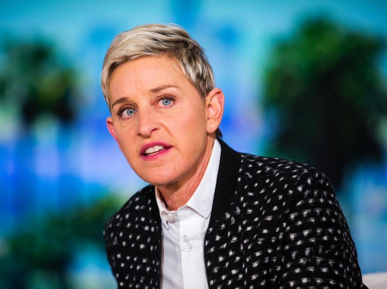 画像: パワハラやセクハラが告発されたトーク番組『エレンの部屋』は2022年で放送終了が決定。エレン・デジェネレス本人は、騒動と番組終了に関係はないとしている。