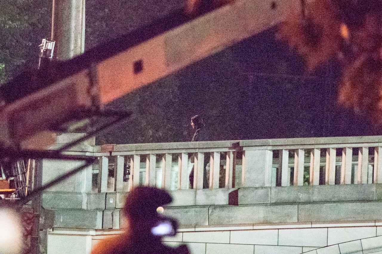 画像6: キアヌ・リーブスを撮影現場で目撃