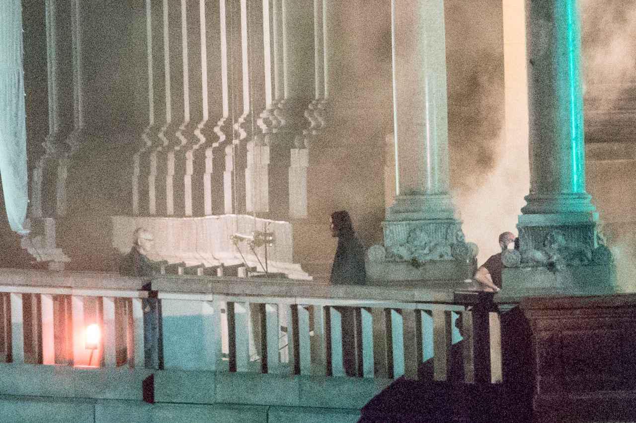 画像5: キアヌ・リーブスを撮影現場で目撃