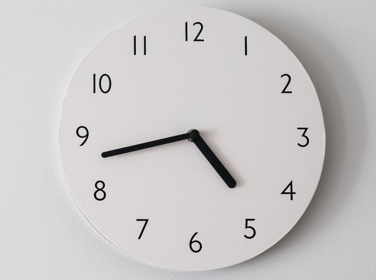 画像: 必要以上に時間を置くのは厳禁