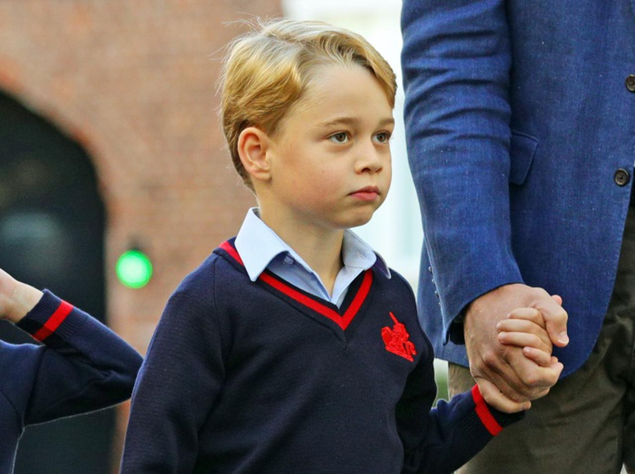 画像: ウィリアム王子、ジョージ王子の7歳の誕生日に「宿命」について話をしていた - フロントロウ -海外セレブ&海外カルチャー情報を発信