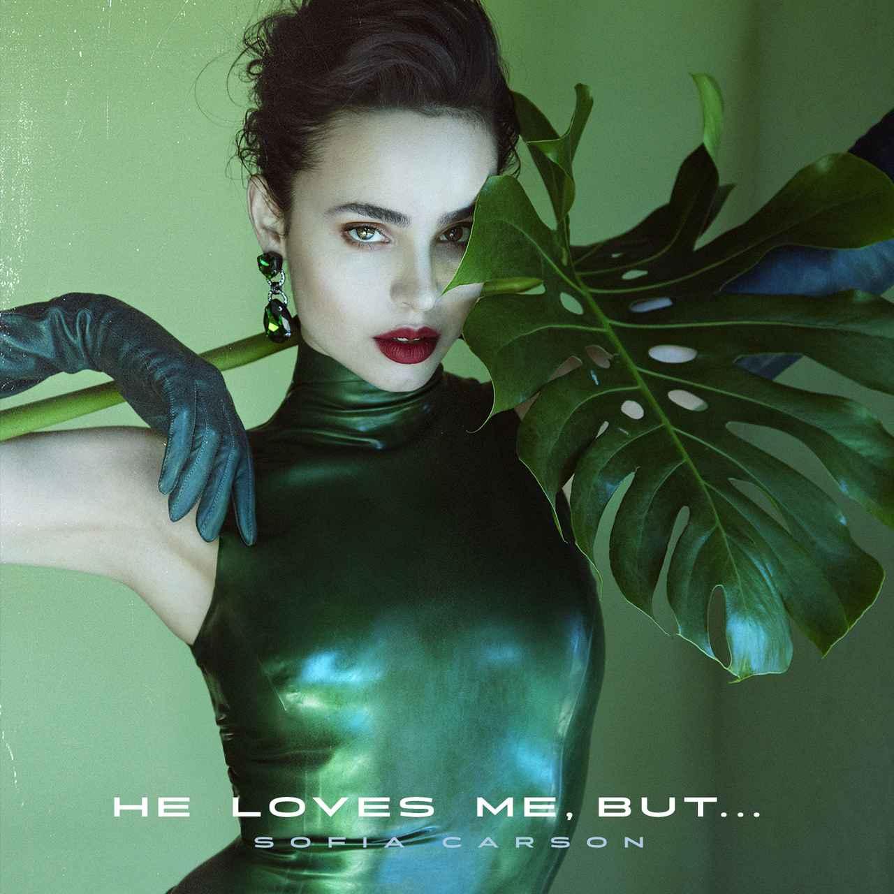 画像: ソフィア・カーソンが「He Loves Me, But...」のミュージックビデオを公開