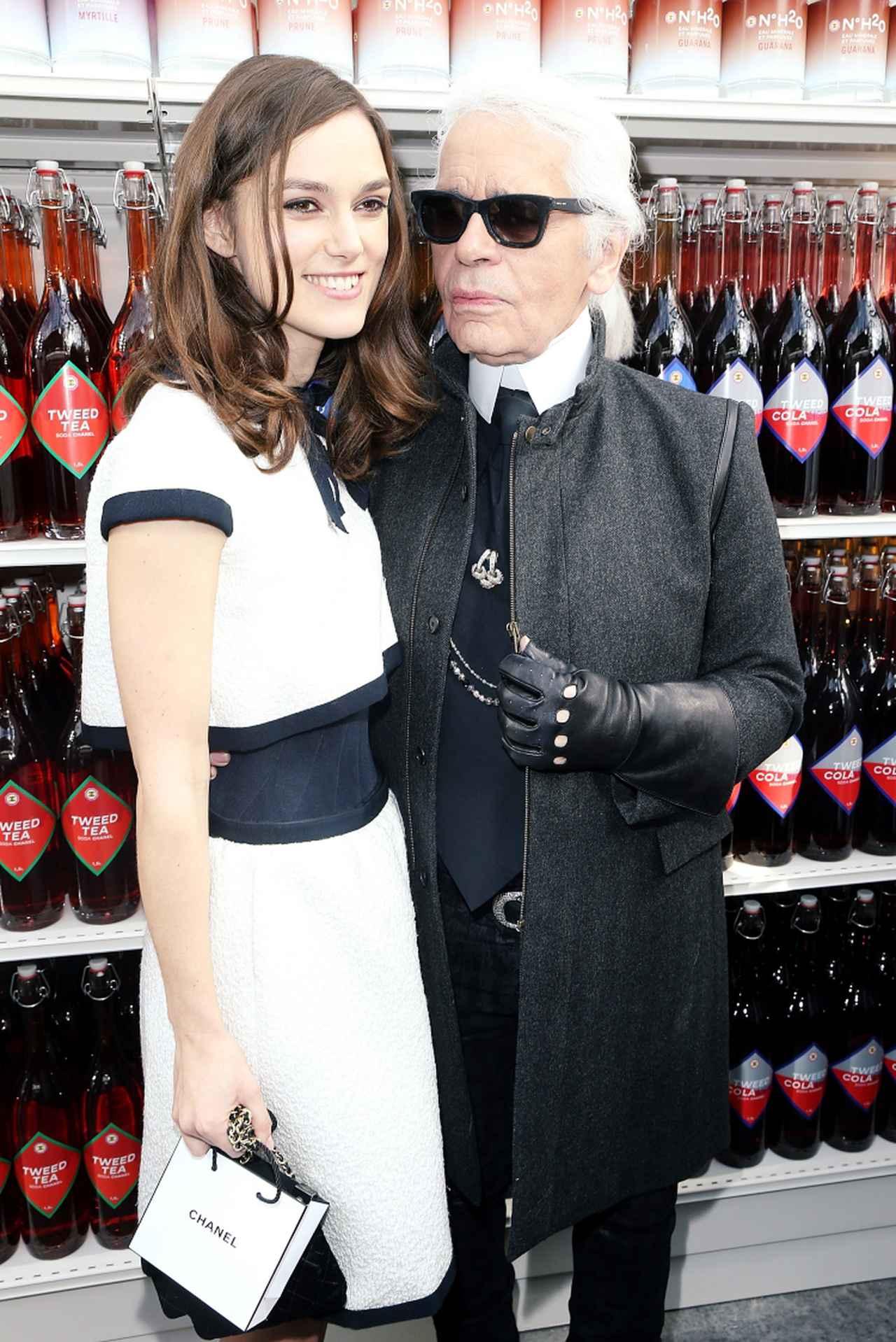 画像: キーラ・ナイトレイ、ロックダウン中のファッションは「毎日シャネル」