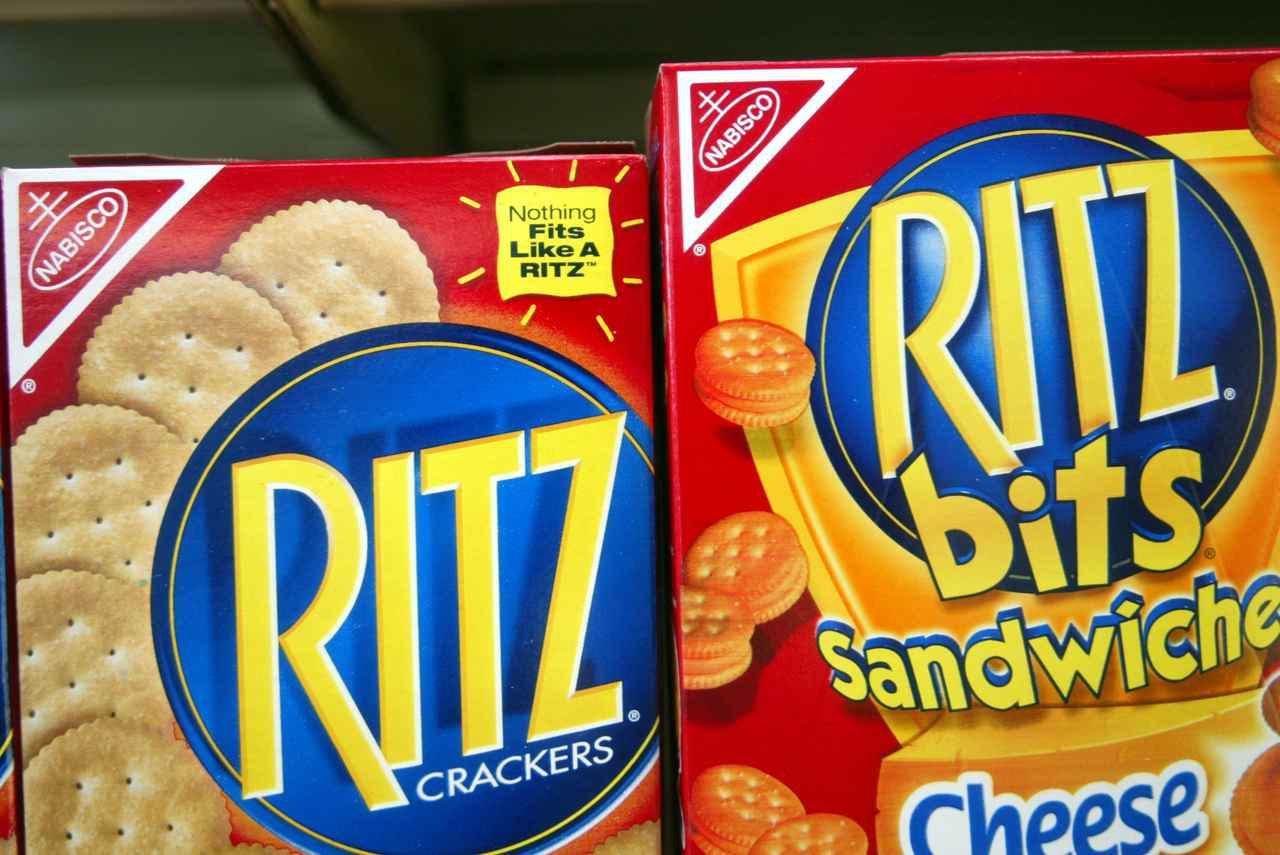 画像: リッツ公式が明かした「ギザギザしてる理由」にツッコミ殺到
