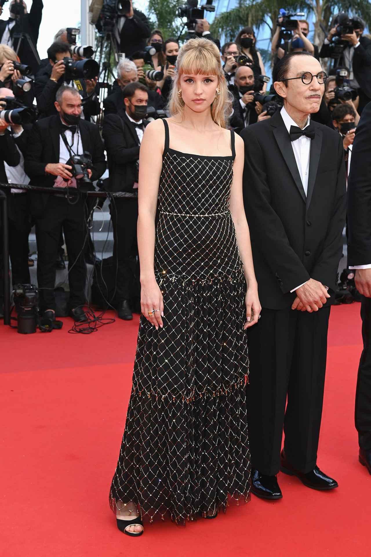 画像11: カンヌ国際映画祭、初日のレカペファッション