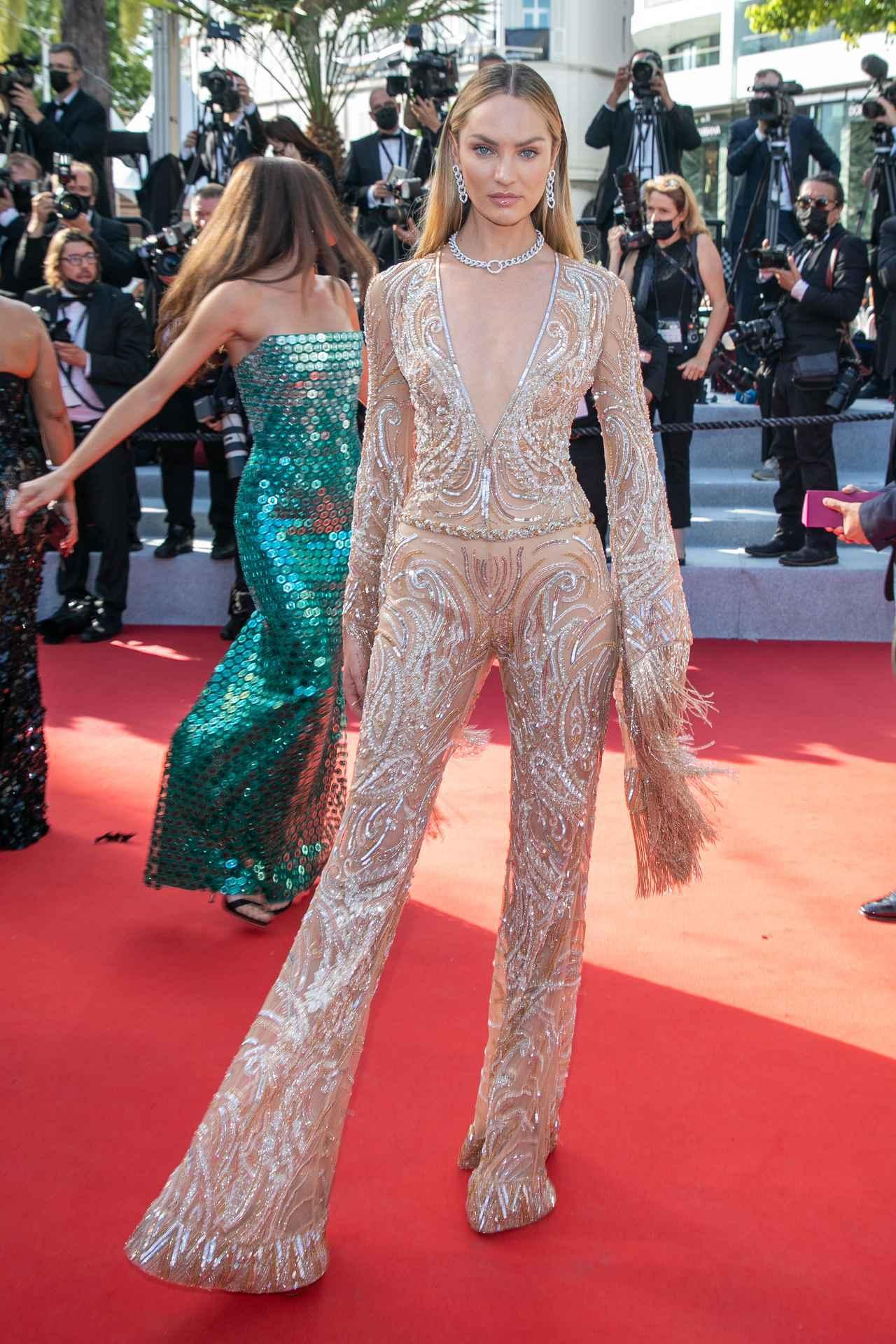 画像7: カンヌ国際映画祭、初日のレカペファッション