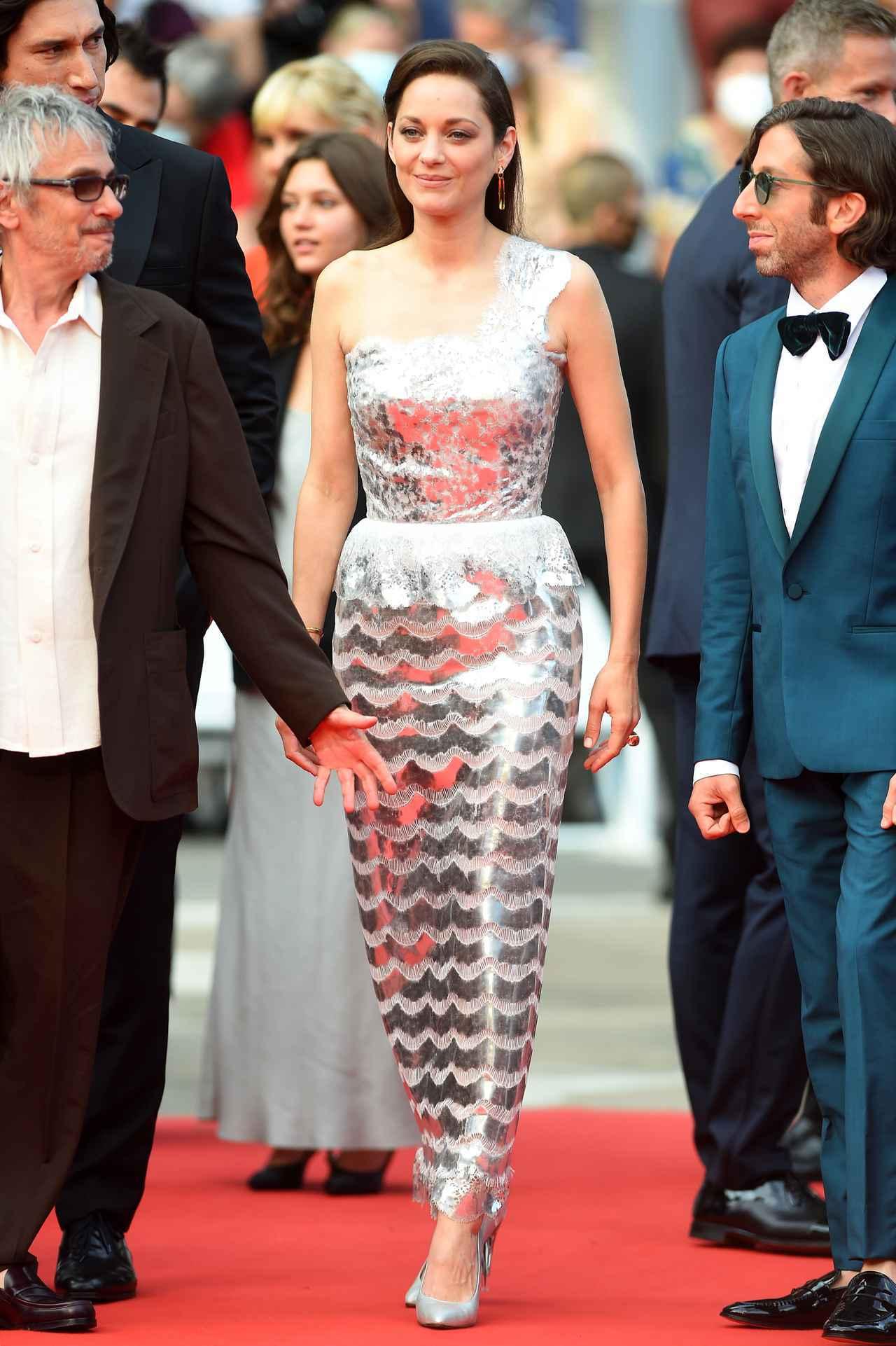 画像3: カンヌ国際映画祭、初日のレカペファッション