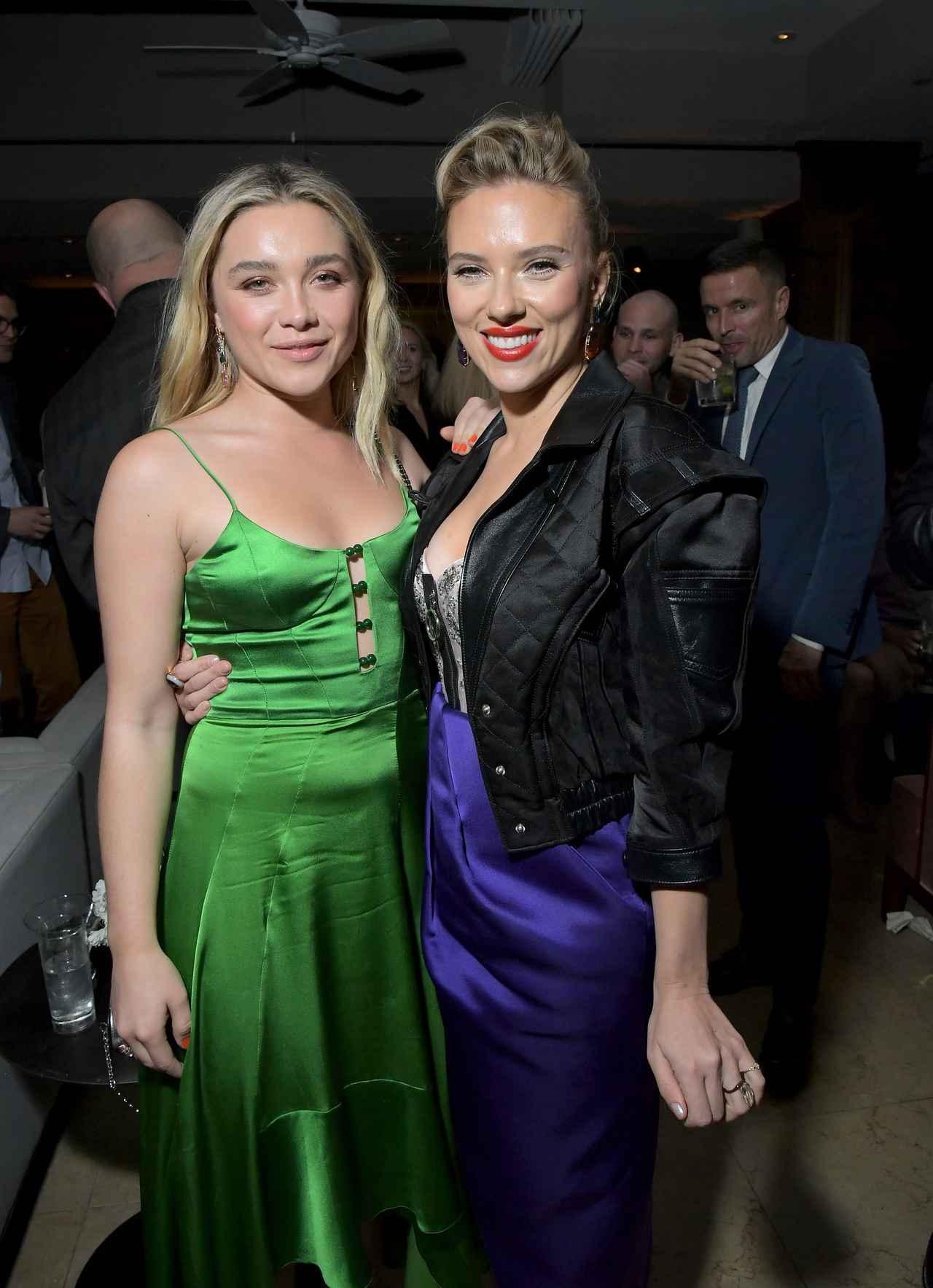 画像: ナターシャとエレーナの比較こそが重要とスカーレット