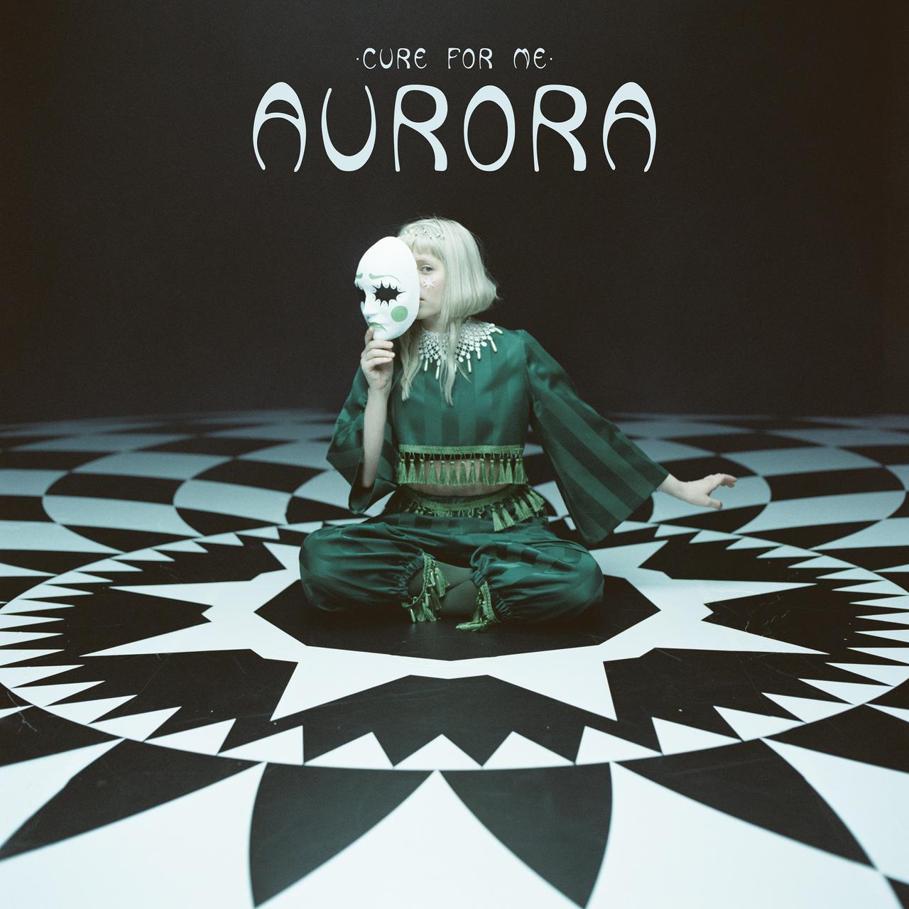 画像: オーロラが新曲「Cure For Me」をリリース