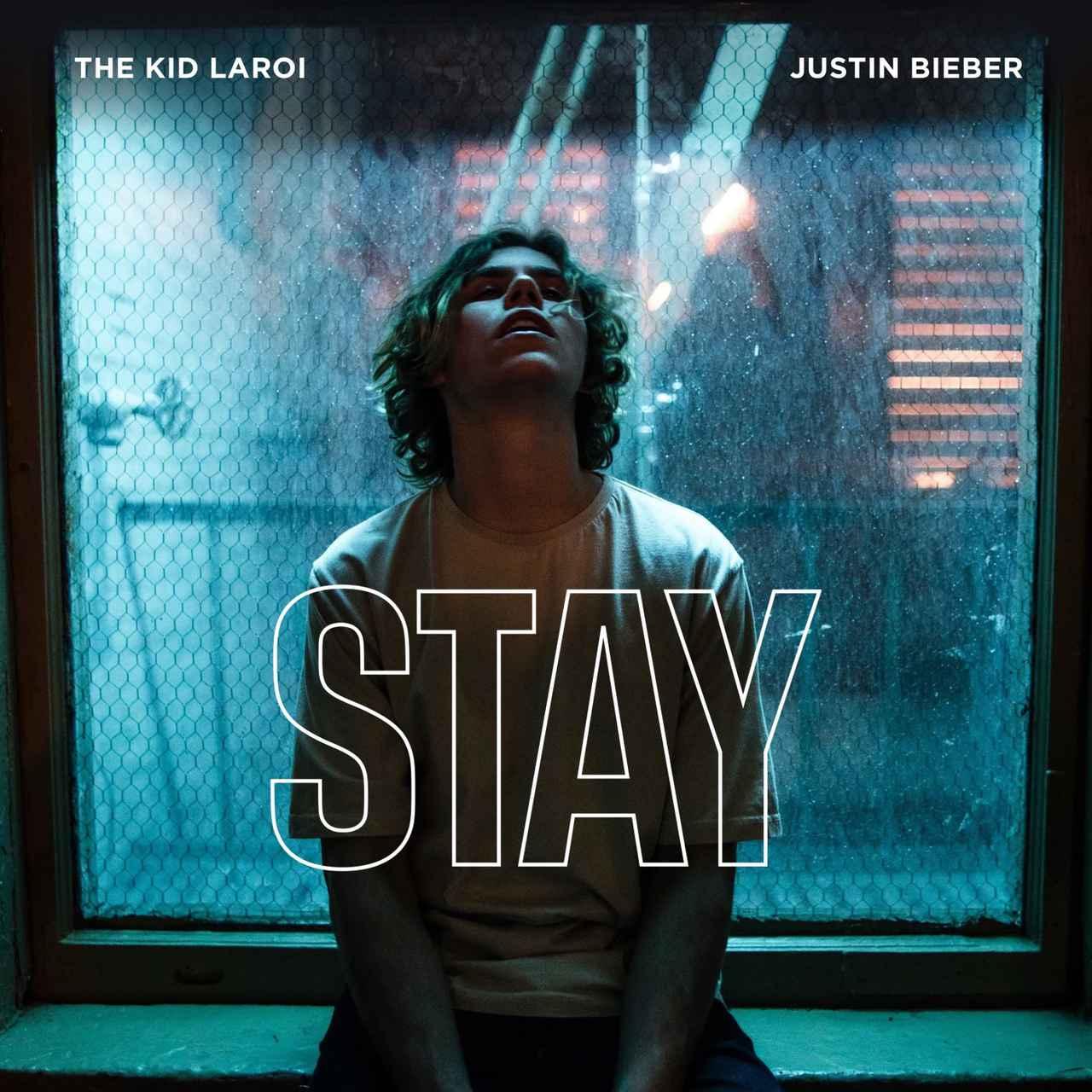 画像: ザ・キッド・ラロイとジャスティン・ビーバーによる「Stay」がリリース