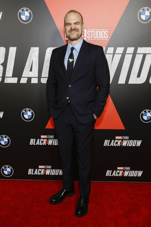 画像: 『ブラック・ウィドウ』でマーベル映画デビューを果たしたデヴィッド・ハーバー
