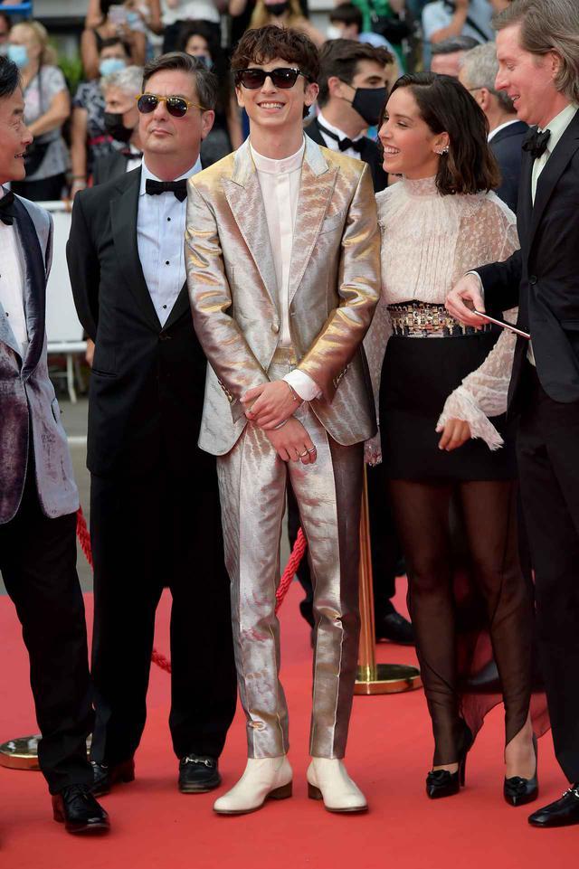 画像2: ティモシー・シャラメがカンヌ国際映画祭に出席