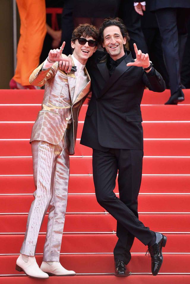 画像4: ティモシー・シャラメがカンヌ国際映画祭に出席