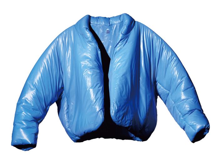 画像: アメリカ限定で発売されたブルーの「ラウンドジャケット」