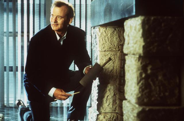 画像: 『チャーリーズ・エンジェル』でボスレーを演じたビル・マーレイ。 ©️Columbia Pictures