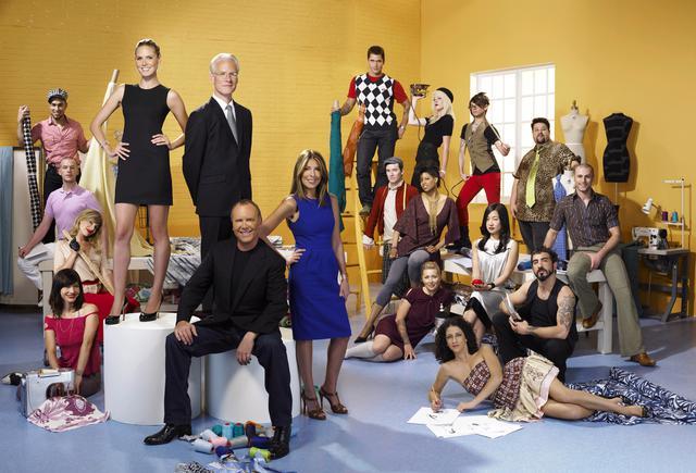 画像: 「プロジェクト・ランウェイ4/NYデザイナーズバトル」 ©︎ MMVll Fashion Cents, LLC. All Rights Reserved.