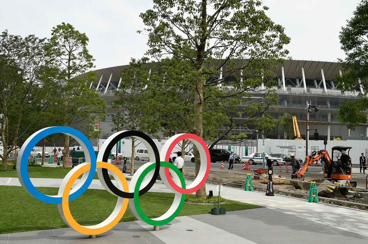 画像1: 各国が気合いを入れるオリンピックの開会式