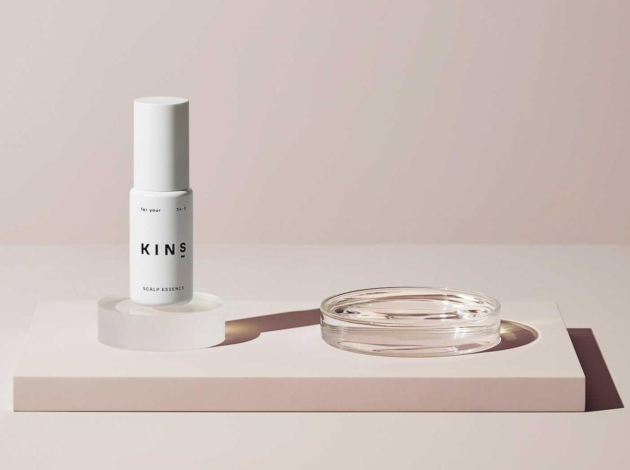 画像: KINSから頭皮の菌ケアができる美容液が登場