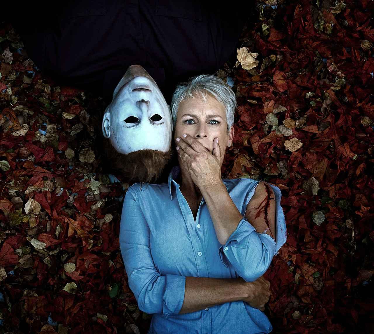 画像: ジェイミー・リー・カーティス、『Halloween Ends』で卒業?