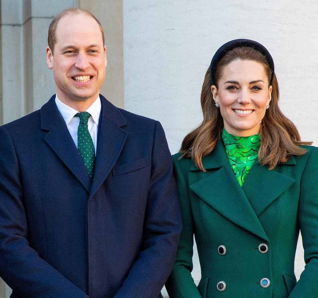 画像: ウィリアム王子&キャサリン妃
