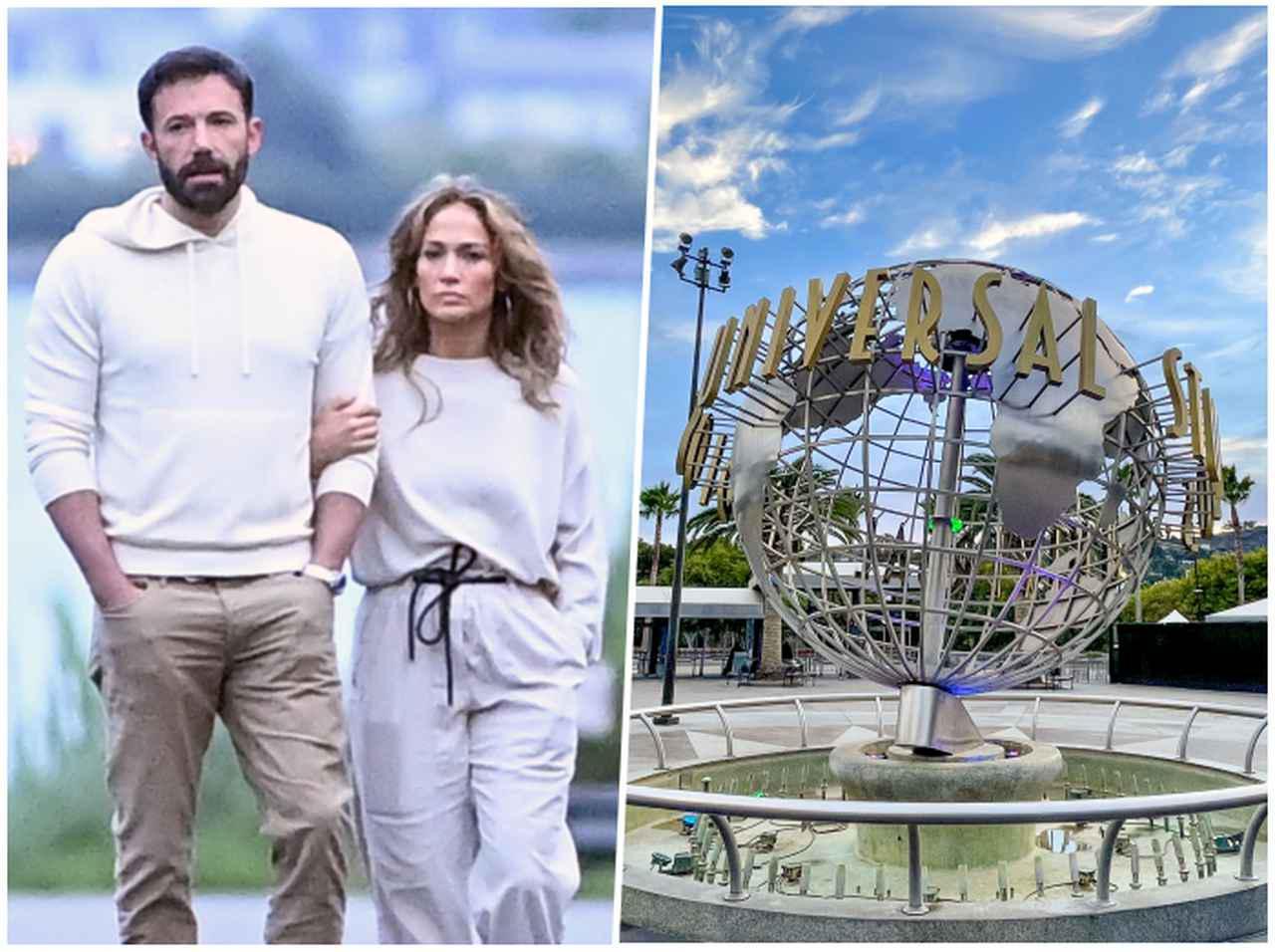 画像: ジェニファー・ロペス&ベン・アフレック、ユニバで「子連れデート」を楽しむ - フロントロウ -海外セレブ&海外カルチャー情報を発信