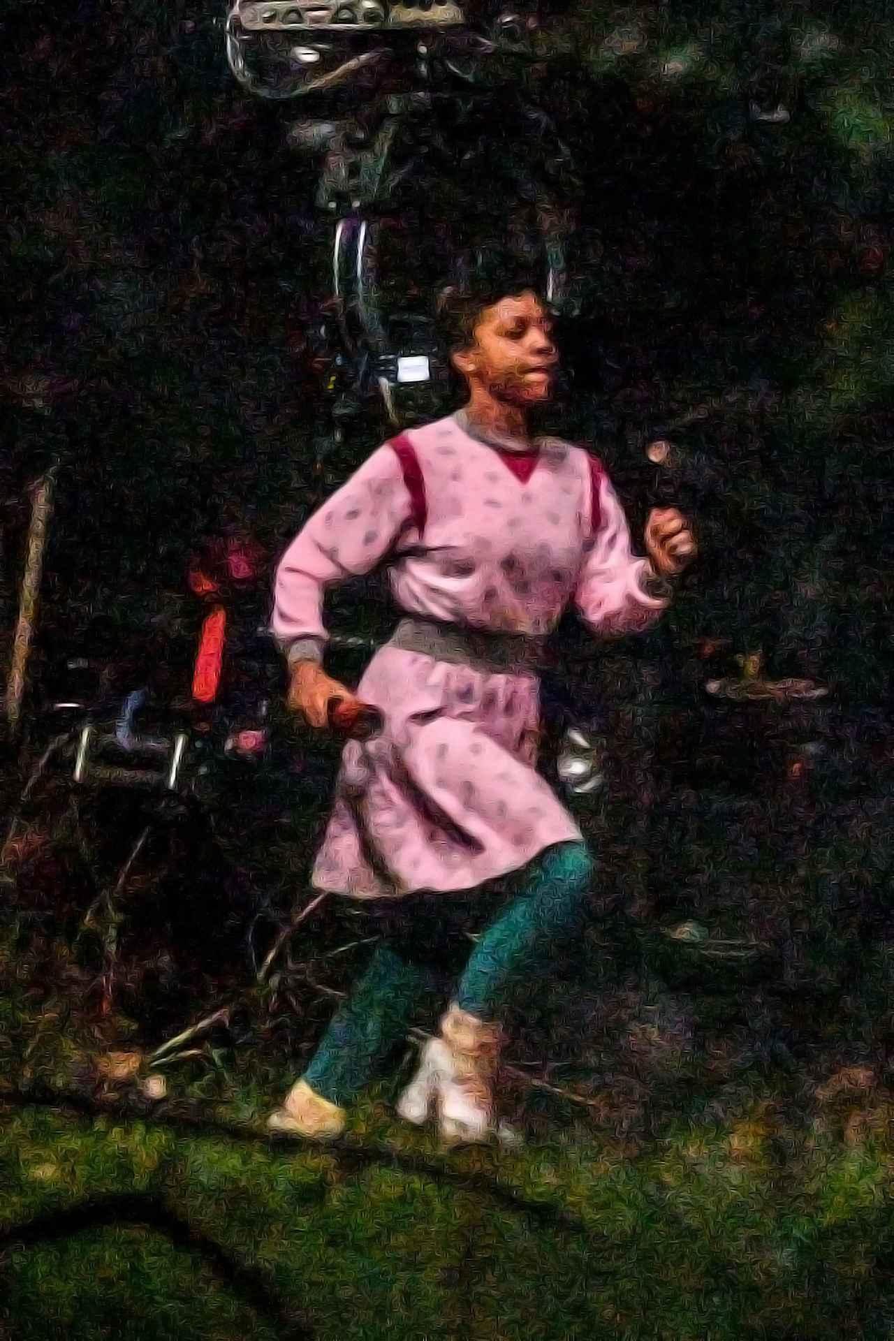 画像3: シーズン4では成長したエリカの姿が見られる
