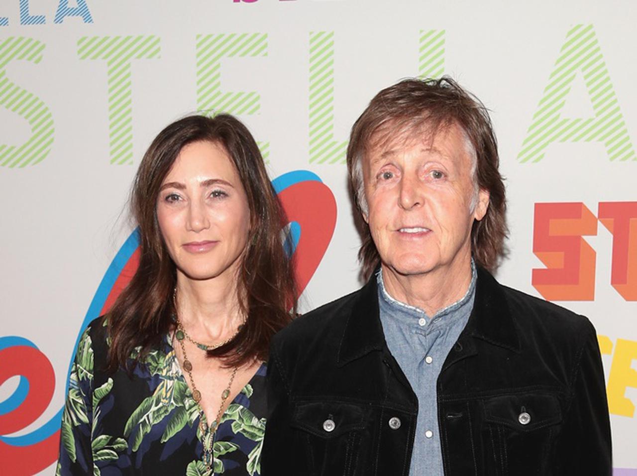 画像: ポールとナンシー。