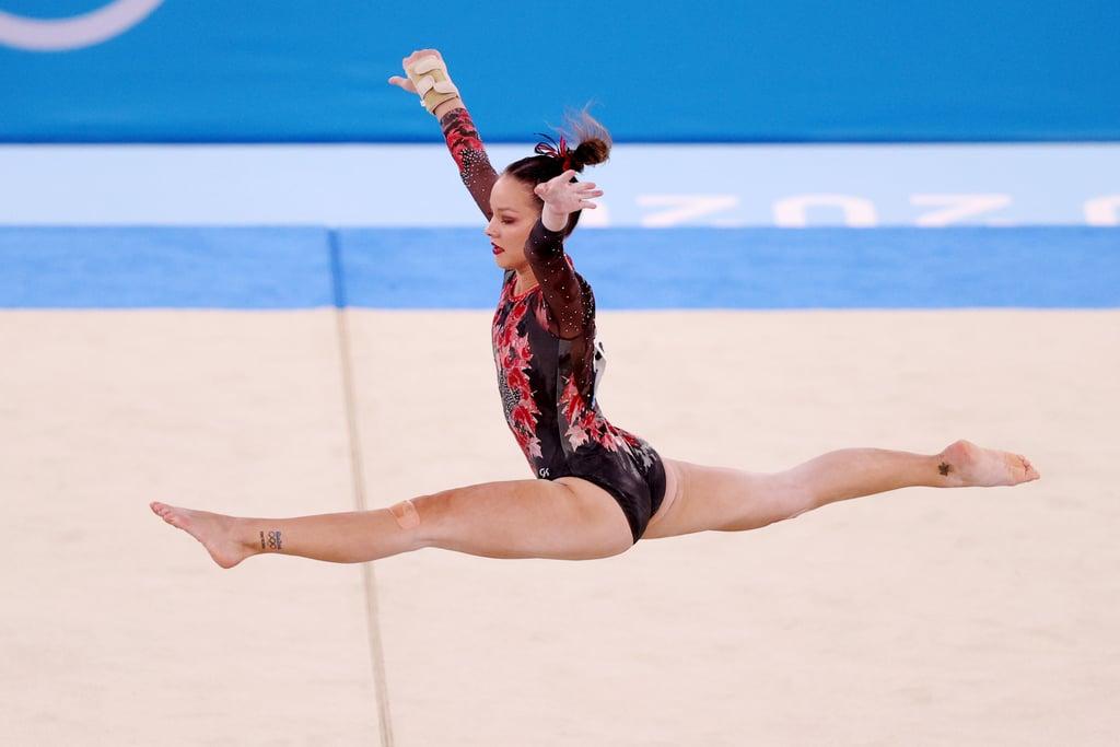画像: 体操競技カナダ代表:シャロン・オルセン選手