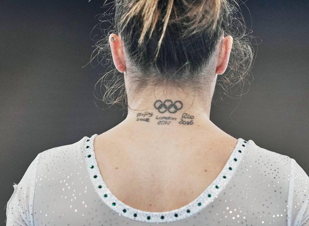 画像: 体操競技イタリア代表:バネッサ・フェラーリ選手